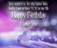 Happy Birthday Love Quotes Pictures Photos Images And Pics For