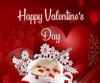 Good Morning God Bless Happy Valentines Day