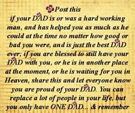 Dad Quote Pictures Photos Images And Pics For Facebook Tumblr