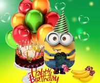 Birthday Minion Quotes Pictures, Photos, Images, and Pics ...