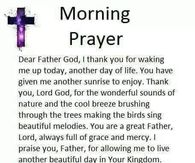 Good Morning Prayer Pictures, Photos, Images, and Pics for