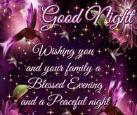 Good Night Gif Pictures Photos Images And Pics For Facebook