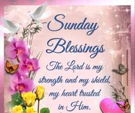 Sunday Blessing Pictures, Photos, Images, and Pics for ...
