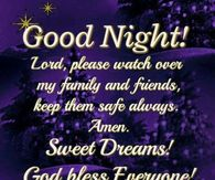 Good Night Prayer Pictures Photos Images And Pics For Facebook