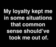 Loyalty Pictures, Photos, Images, and Pics for Facebook ...