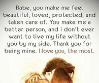 Love Quotes For Him Pictures, Photos, Images, and Pics for ...