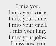 U messages miss alot I MISS
