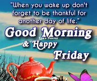 Good Morning Happy Friday Pictures, Photos, Images, and Pics for Facebook,  Tumblr, Pinterest, and Twitter